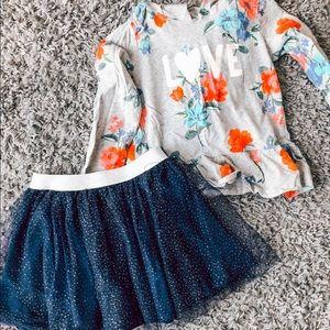 5/40 deal Frozen Disney skirt